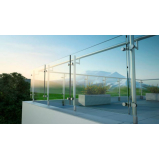guarda corpo de inox valor Vila Salete